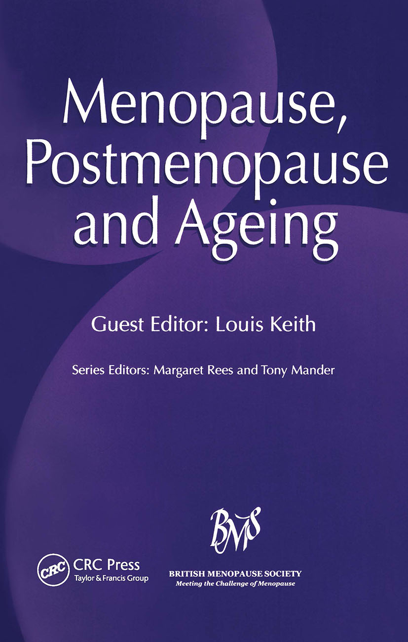 Menopause, Postmenopause and Ageing: 1st Edition (Paperback) book cover
