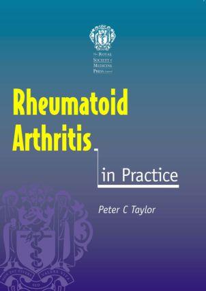 Rheumatoid Arthritis in Practice: 1st Edition (Paperback) book cover
