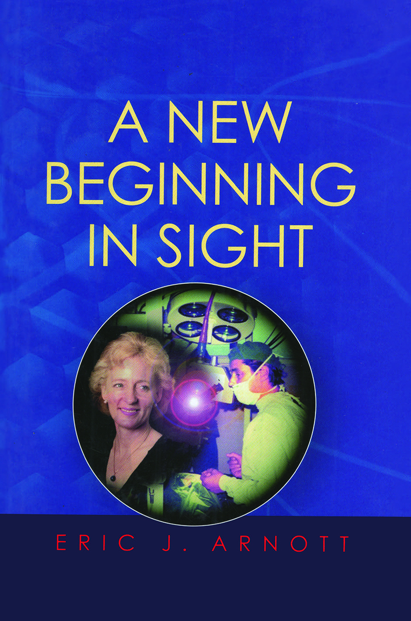 A New Beginning in Sight: 1st Edition (Hardback) book cover