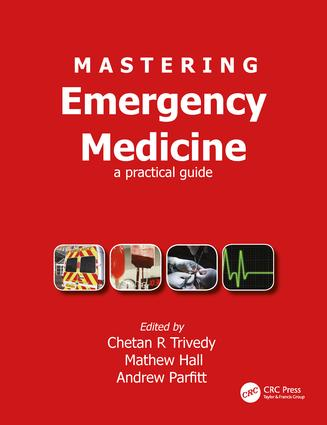 Mastering Emergency Medicine: A Practical Guide (Paperback) book cover