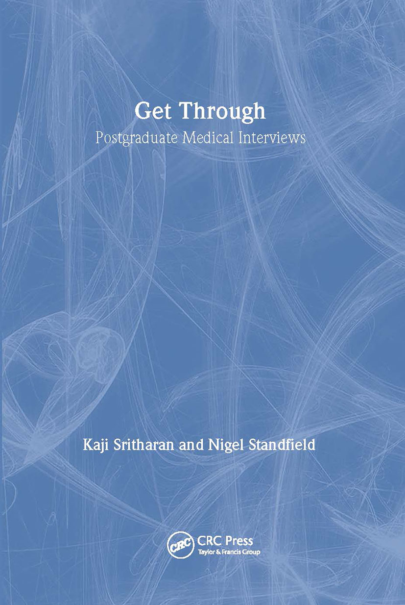 Get Through Postgraduate Medical Interviews: 1st Edition (Paperback) book cover
