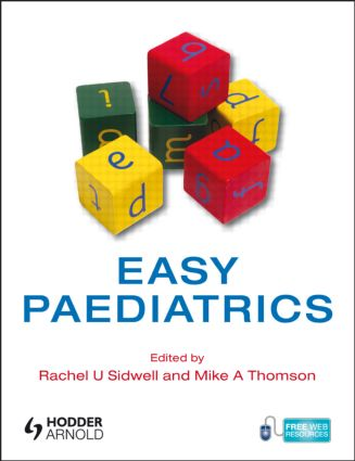 Easy Paediatrics: 1st Edition (Paperback) book cover