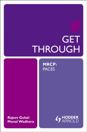 Get Through MRCP: PACES: 1st Edition (Paperback) book cover