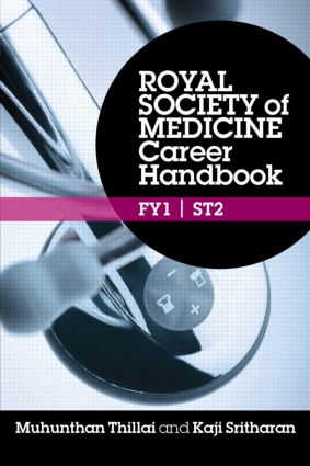 Royal Society of Medicine Career Handbook: FY1 - ST2