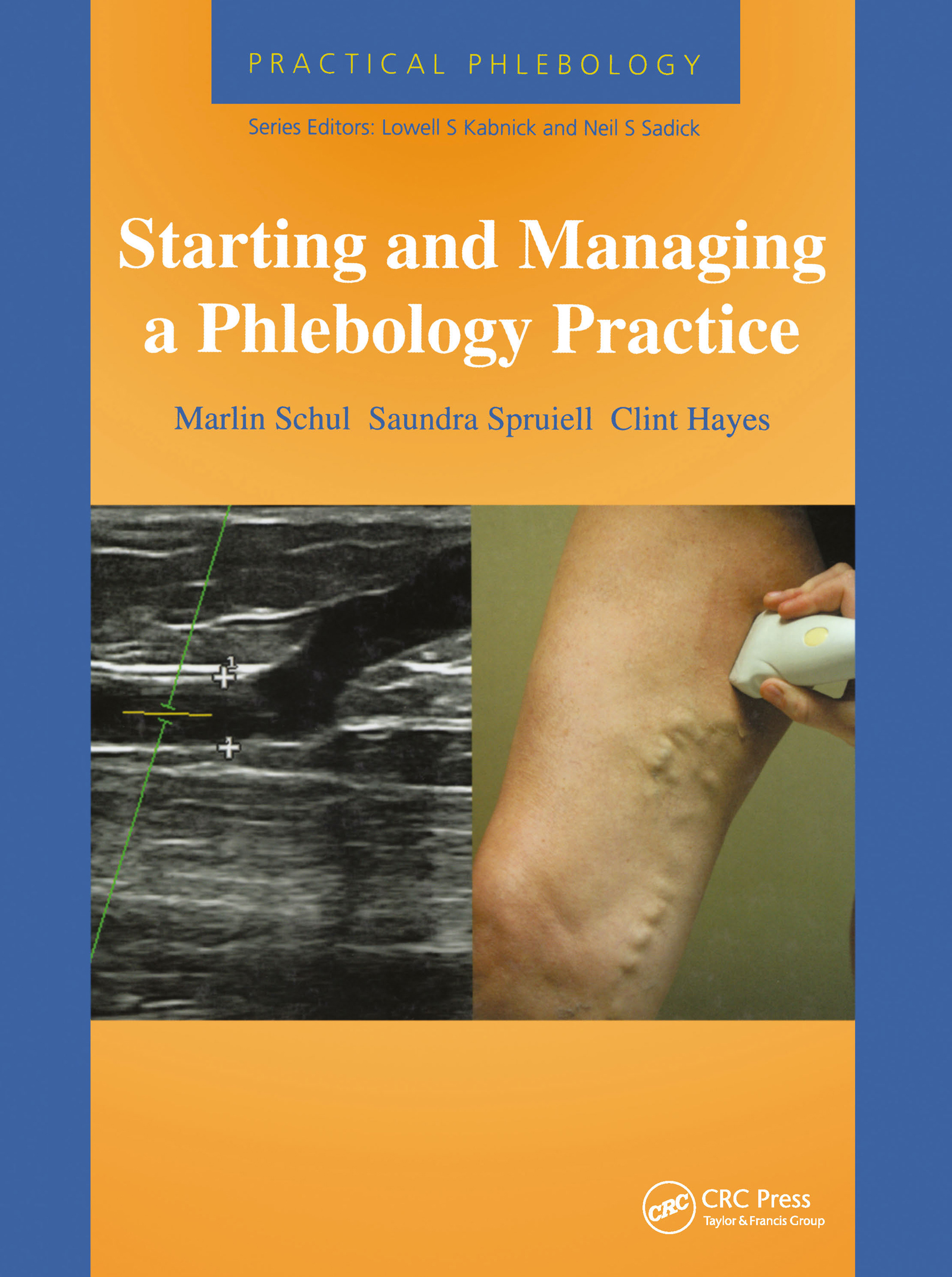 Practical Phlebology: Starting and Managing a Phlebology Practice: 1st Edition (Hardback) book cover