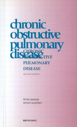 Chronic Obstructive Pulmonary Disease: pocketbook: 1st Edition (Paperback) book cover