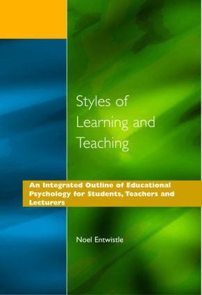 Styles of Learning and Teaching