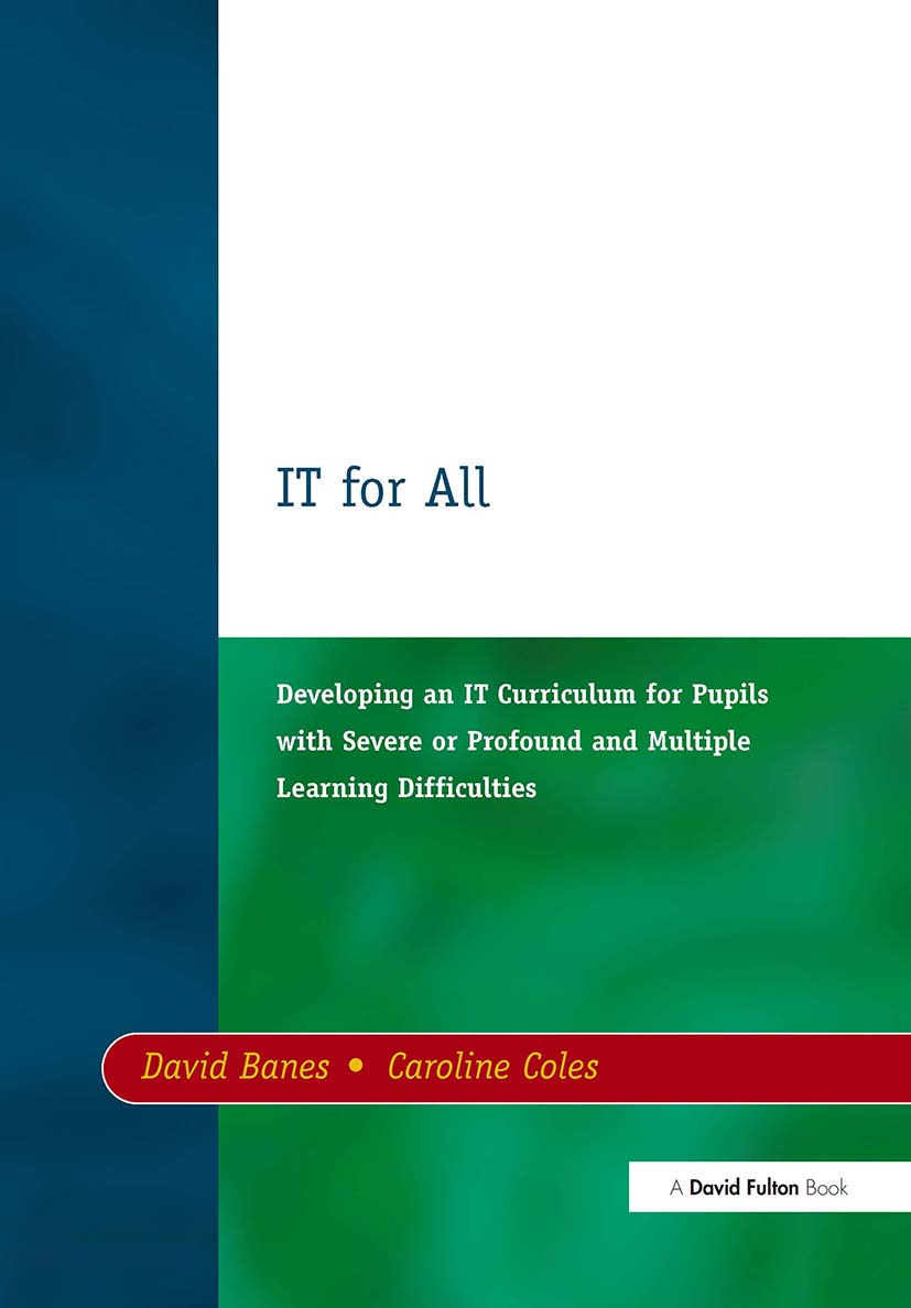 IT for All: 1st Edition (Paperback) book cover