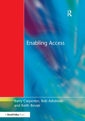 Enabling Access book cover