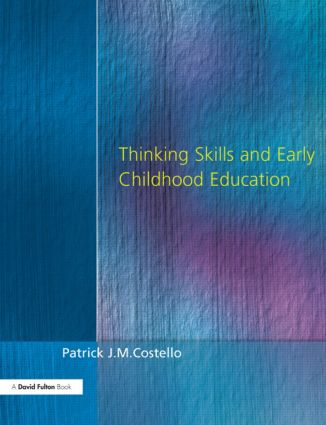 Thinking Skills and Early Childhood Education