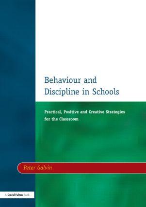 Behaviour & Discipline in Schools, Two