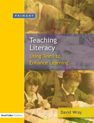 Teaching and Learning Literacy: Reading and Writing Texts for a Purpose (Paperback) book cover