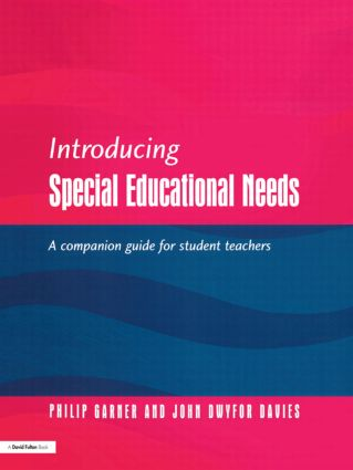 Introducing Special Educational Needs: A Guide for Students, 1st Edition (Paperback) book cover