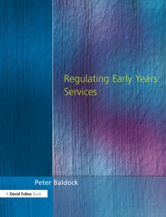 Regulating Early Years Service