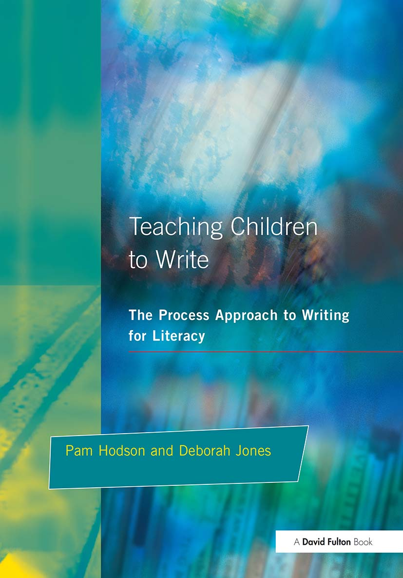 Teaching Children to Write: 1st Edition (Paperback) book cover
