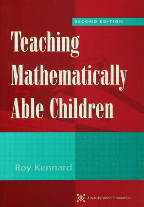 Teaching Mathematically Able Children: 2nd Edition (Paperback) book cover