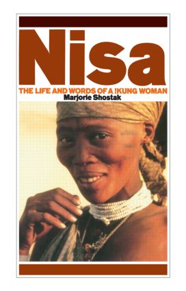 Nisa: The Life and Words of a !Kung Woman book cover