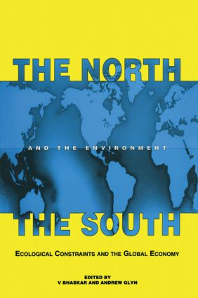 The North the South and the Environment: 1st Edition (Paperback) book cover