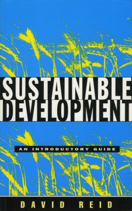 Sustainable Development: An Introductory Guide, 1st Edition (Paperback) book cover