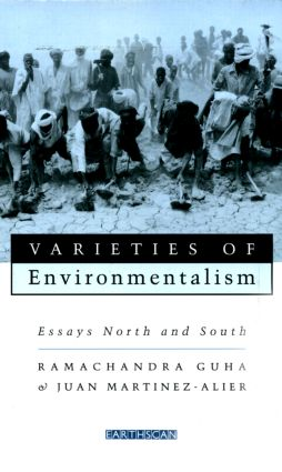 Varieties of Environmentalism: Essays North and South book cover