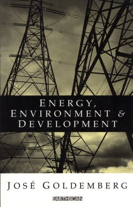 Energy Environment and Development (Paperback) book cover