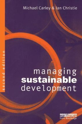 Managing Sustainable Development