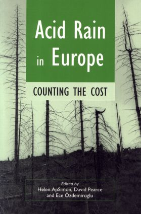 Acid Rain in Europe: Counting the cost, 1st Edition (Paperback) book cover