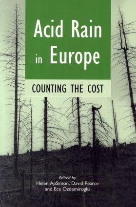 Acid Rain in Europe