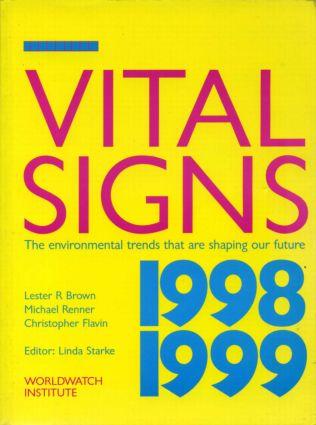 Vital Signs 1998-1999