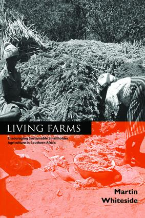 Living Farms: Encouraging Sustainable Smallholders in Southern Africa, 1st Edition (Paperback) book cover