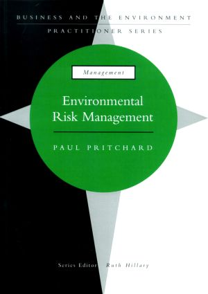 Environmental Risk Management book cover