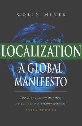 Localization: A Global Manifesto, 1st Edition (Paperback) book cover