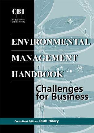 The CBI Environmental Management Handbook: Challenges for Business, 1st Edition (Paperback) book cover