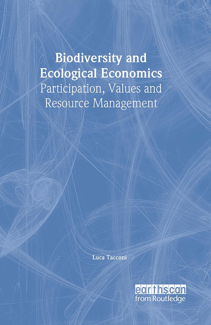 Biodiversity and Ecological Economics