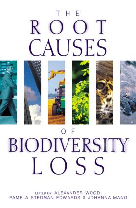 The Root Causes of Biodiversity Loss: 1st Edition (e-Book) book cover