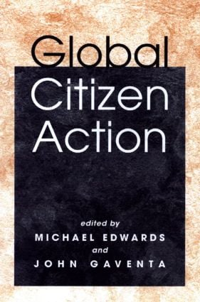 Global Citizen Action: 1st Edition (Paperback) book cover
