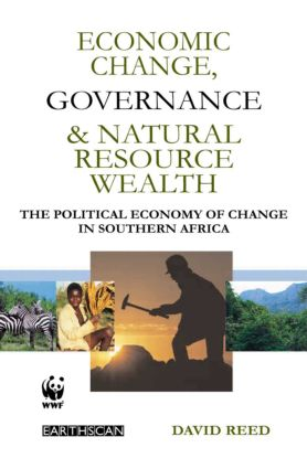 Economic Change Governance and Natural Resource Wealth: The Political Economy of Change in Southern Africa, 1st Edition (Paperback) book cover