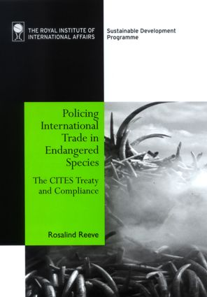 Policing International Trade in Endangered Species