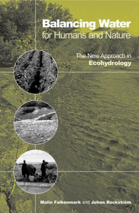 Balancing Water for Humans and Nature: The New Approach in Ecohydrology book cover