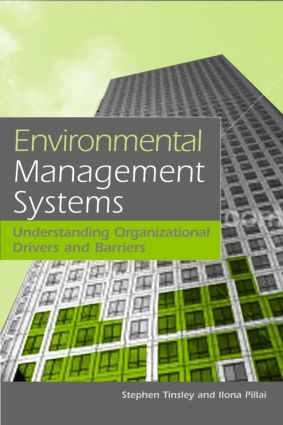 Environmental Management Systems: Understanding Organizational Drivers and Barriers, 1st Edition (Paperback) book cover