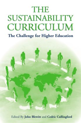 The Sustainability Curriculum: The Challenge for Higher Education book cover
