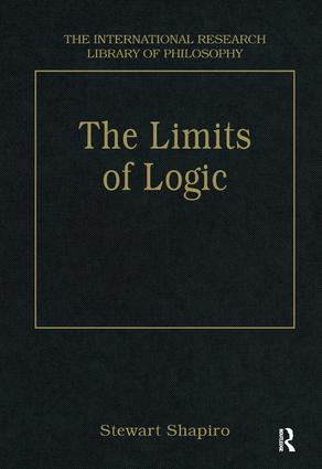 The Limits of Logic: Higher-Order Logic and the Löwenheim-Skolem Theorem, 1st Edition (e-Book) book cover