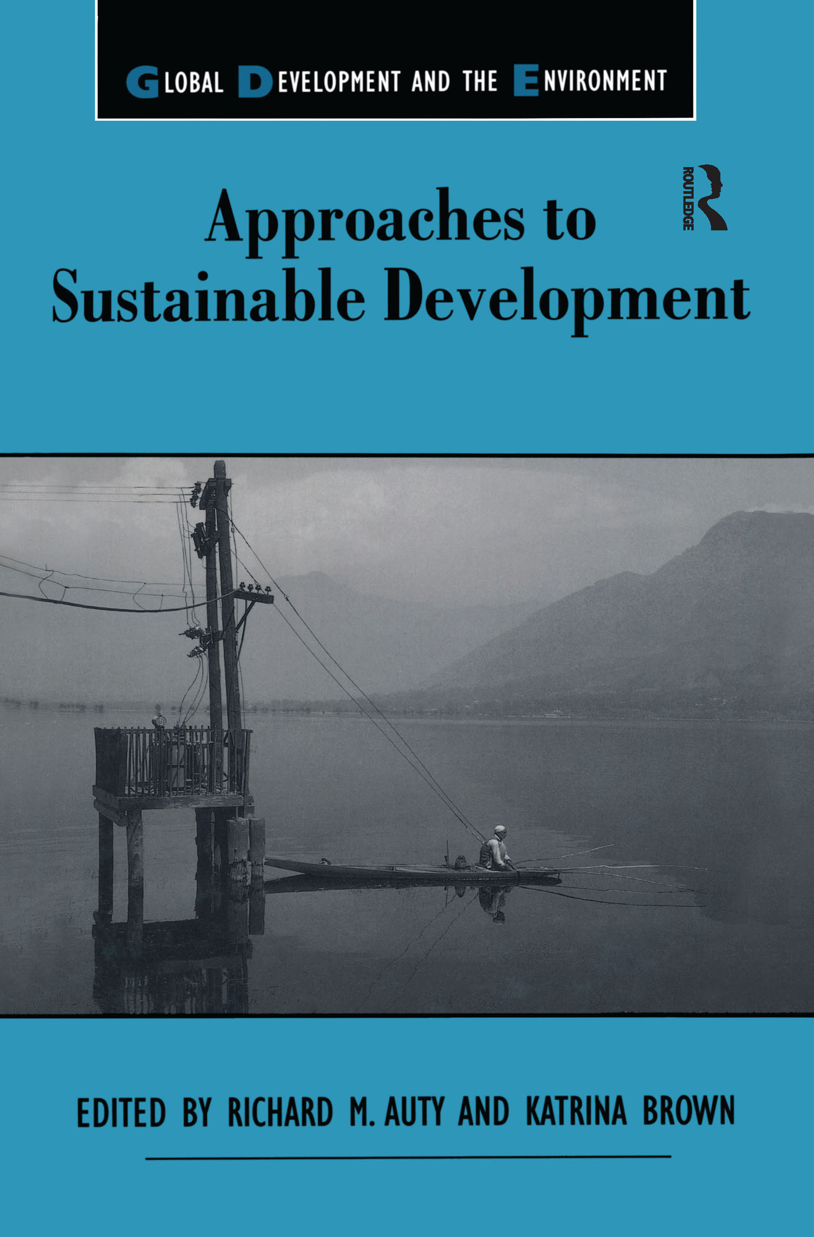 Approaches to Sustainable Development book cover