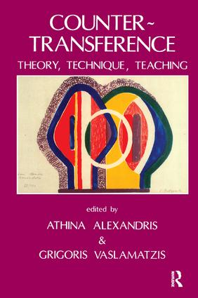 Countertransference: Theory, Technique, Teaching, 1st Edition (Paperback) book cover