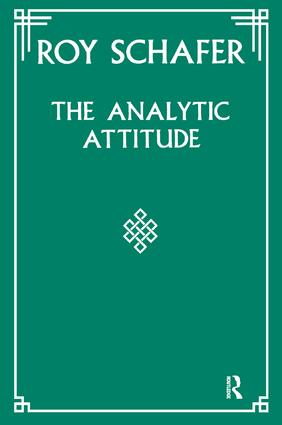 The Analytic Attitude: 1st Edition (Paperback) book cover