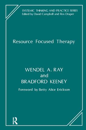Resource Focused Therapy