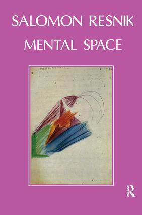 Mental Space: 1st Edition (Paperback) book cover