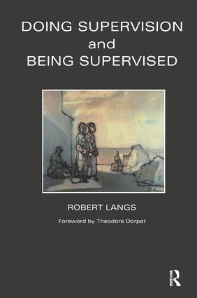 Doing Supervision and Being Supervised: 1st Edition (e-Book) book cover