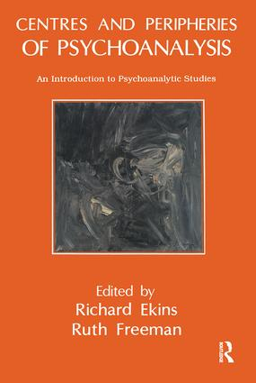 Centres and Peripheries of Psychoanalysis
