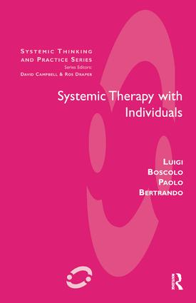 Systemic Therapy with Individuals: 1st Edition (Paperback) book cover
